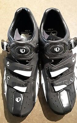 Pearl Izumi P.R.O Leader cycle shoe Size 45left/46right
