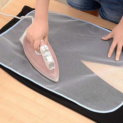 58 * 36cm Heat Resistant Cloth Protector Ironing Pad Garment Ironing Board Cover