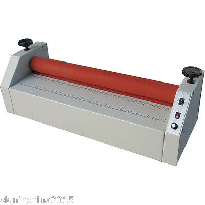 "HQ 26"" Small Home eletric Business Card Cold Laminating Machine"