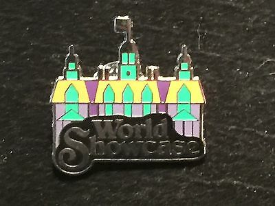 Disney WDW Epcot World Showcase pin LE 500 from 2009