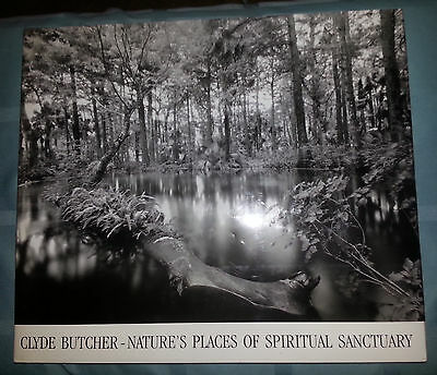 """Clyde Butcher """"Nature's Places of Spiritual Sanctuary"""" SIGNED (Photographs)"""