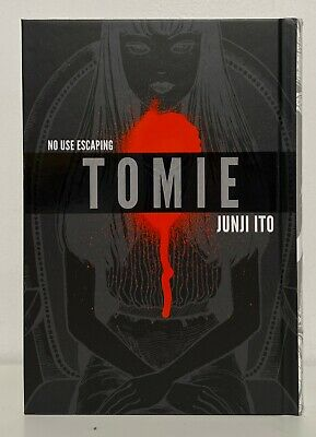 Tomie Deluxe Edition HC (Vol. 1) English Manga Graphic Novel NEW