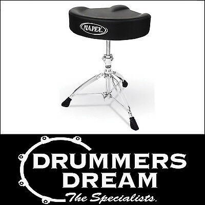 MAPEX T755A Pro Threaded Saddle style Drum Stool / Throne NEW - Brand New