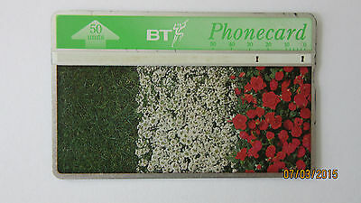 BT Phonecards - Flying The Flag - Number 7 Of 8 - France - 50 Units