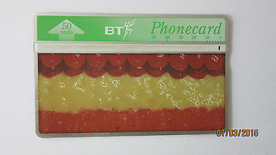BT Phonecards - Flying The Flag - Number 8 Of 8 - Spain - 50 Units