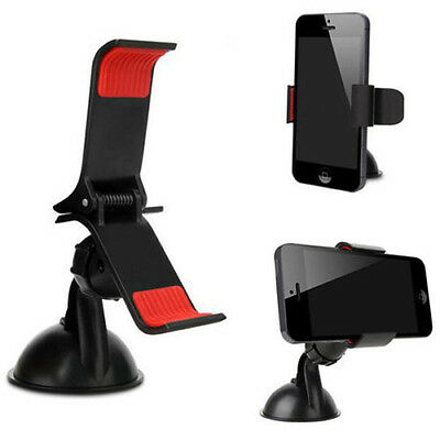 Universal Car Windshield Stick Mount Stand Holder For iPhone 7 Mobile Phone GPS