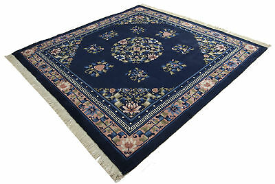 200x200 CM Original Hand Made Carpet Tapis Teppich Alfombra