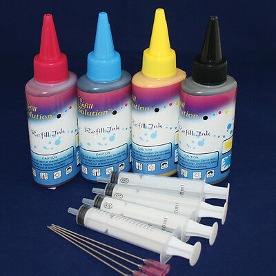 400Ml Quality Sublimation Ink For Ricoh Ciss Refillable Heat Transfer Printer
