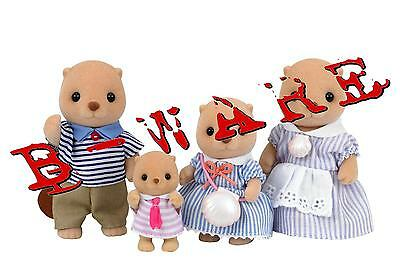 """B-Ware - Sylvanian Families 4797 B-Ware - Seeotter Familie """"Otti"""""""