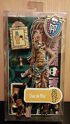 MONSTER HIGH Cleo de Nile Fashion Pack - moda&accesorios / clothing&accessories