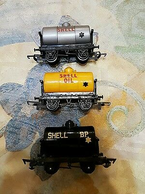 hornby triang tankers shell