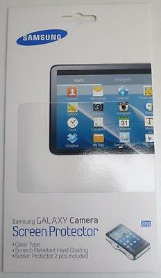 Samsung Screen Protector Pack for Galaxy GC100 Camera - Clear (122mm x 66mm)