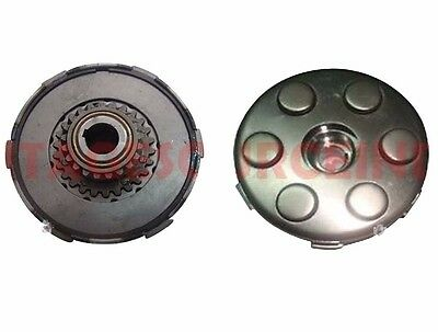 New Vespa Clutch Assembly 20 Teeth Cogs 6 Spring @aud