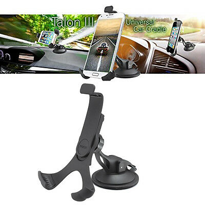 Car Mount Holder For iPhone Samsung Tablet Universal 360 Degree Strong Sucker