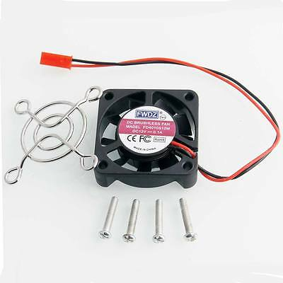 Fan 40*40mm 12V 0.15A JST Connector For RC Redcat Racing Brushless ESC Cooling