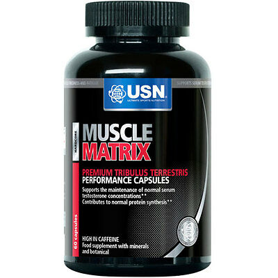 USN Muscle Matrix - 60 Caps