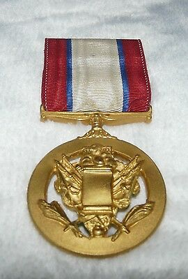Medaille For Distinguished 1914 Usa 420322
