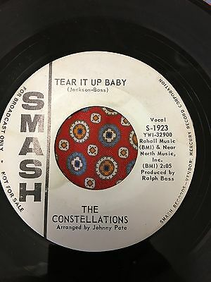 The Constellations Tear it up Baby Smash Northern Soul