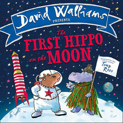 The First Hippo on the Moon | David Walliams