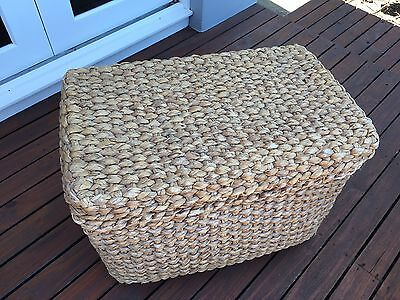 Seagrass Storage / Toy basket