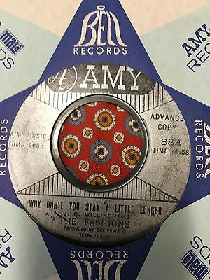 The Fashions Why dont you stay a little longer Amy Northern Soul