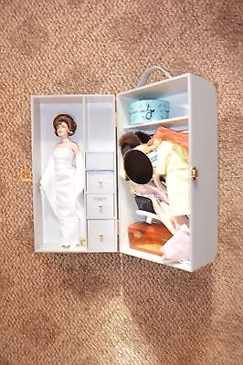 Jacqueline Kennedy Doll & Carry Case Free Shipping