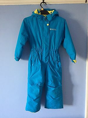 Children Ski / Snow Suit Size 3-4