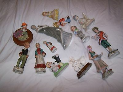 Figurines, Ceramics, Bulk Lot, Leonardo, Collectables