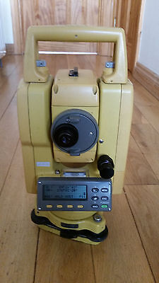 TOPCON GTS 226  TOTAL STATION Just Calibrated