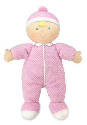 Baby Dolls: Baby Girl Doll, Pink by Kids Preferred 90922