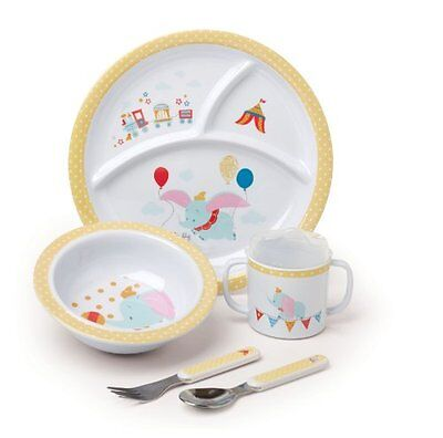 Kids Preferred Disney Baby Dumbo Melamine Set 79907