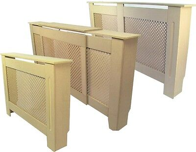 Radiator Cover Radiator Cabinet MDF - Sizes = Small, Large, X-Large & Adjustable