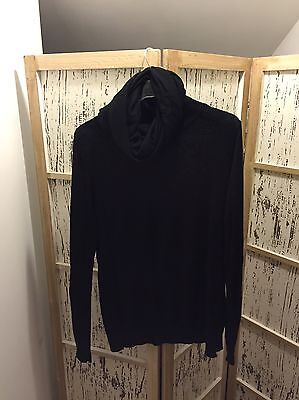 pull Col Roulé Zara Homme Taille L