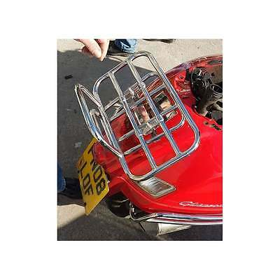 Tsr Vespa Gts Stainless Steel Sprint+Grand Touring Rack Gts /gt/gtv .125/250/300