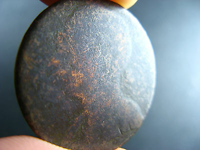 BL-1 Blacksmith token copper Canada Wood 1
