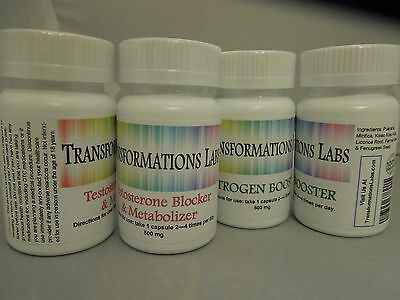 Transgender Support Capsule -Transformations Labs. Gay Interest ~ 2 part Kit!