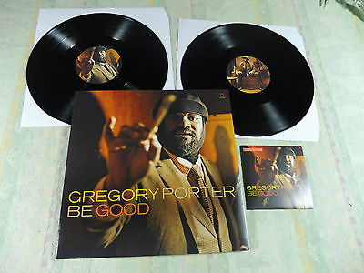 Gregory Porter - Be Good - DLP  Vinyl incl. Digital Version Played 1x