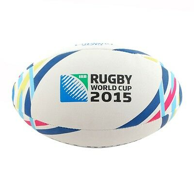 Gilbert Official World Cup 2015 Replica Rugby Ball (Size 5) LIMITED STOCK