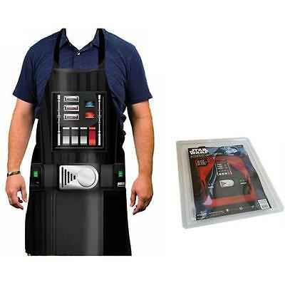 Star Wars - Darth Vader Adult Size Cotton Apron - New Official Disney Lucasfilm
