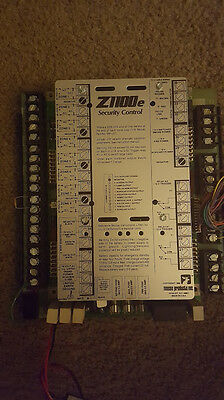 Moose Products Z1100 Security Control Panel
