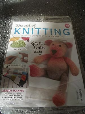 The Art Of Knitting - Issue 52