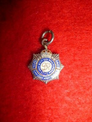 Royal Canadian Army Service Corps Sterling Silver Charm / Sweetheart, WW2 era