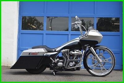 "Road Glide® Custom Road Glide FLTRI Full Custom One of a Kind Look! 26"" Wheel raked Forks Original Frame Customa Paint Too Much to LIst Make Offer"