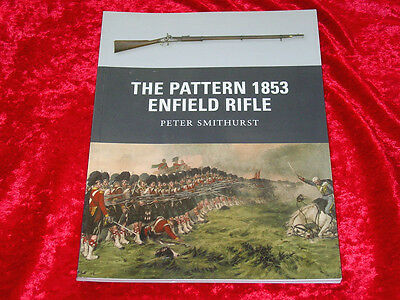 The Pattern 1853 Enfield Rifle Book~.577~ British~Shooting~Accessories~NEW