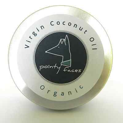Organic Virgin Coconut Oil for Dogs to promote Skin, Coat & Digestive Health