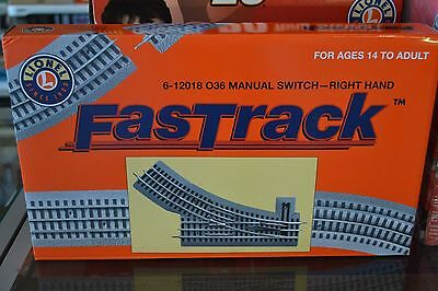 Lionel 6-12018 O36 Right Hand Manual Switch - NEW