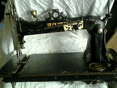 rare vintage sewing machine not a singer