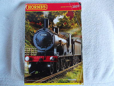 Hornby Catalogue 2009 55Th Edition