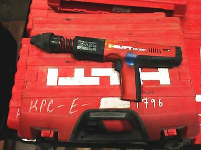 Used Hilti DX351 Powder Actuated Gun in Case
