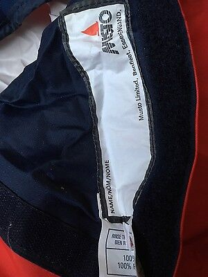 Musto sailing dinghy jacket S